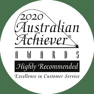 2020 Australia Achiever Awards